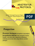 Arsitektur PROTOKOL