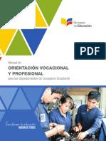 G. Anexos, Manual de OVP