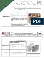 Seg-sgi-099-Pop Tabela de Armazenamento de Material_r00