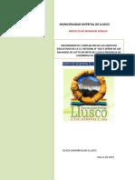 DIAGNOSTICO LLUSCO