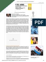 En El Aire_ Comunicación y Ciudadanía Segun Jesús Martin Barbero