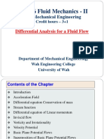 2_Lecture_Differential Analysis of Fluid Flow