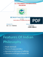 features of indian philosophy