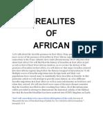 The East African Israelites Of