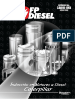 Catálogo Fp Diesel Caterpillar 2008