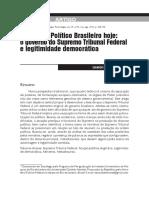 A política brasileira - artigo científico.pdf