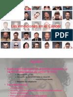 Emociones y cáncer