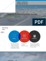 Dakota Access Pipeline Survey