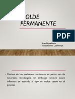 Molde Permanente