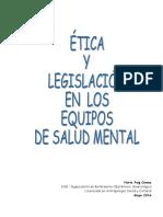 Ética y Legislación en Los EESM