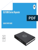SLR 5500 Quick Start Guide (English Only) MN001442A01_AA