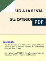 5ta-CATEGORIA