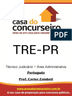 Apostila Tre Pr Portugues Zambeli