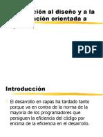 Arquitectura WEB 3 Capas