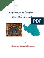 Dakshina Kannada Pilgrimage