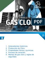 Uso y Manejo de Gas Cloro