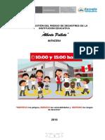 Plan de Riesgo AP 2019
