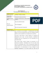 Proyecto Integración Curricular TIC