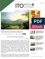 Ciencia hecha en América Latina (I) - Mito _ Revista Cultural