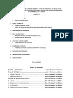 Propuesta de Uso de Carbón Vegetal Como Alternativa en Manejo de Excretas en El Centro Poblado Añahuichi Distrito de Chamaca Provincia de Chumbivilcas