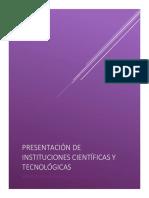 ANLIS- Introducción a La Ciencia y La Tecnología