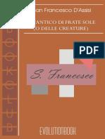 San Francesco D'Assisi - Il Cantico Delle Creature