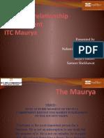 ITC Maurya