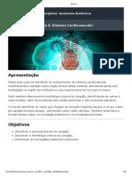 Aula 4 Sistema Cardiovascular