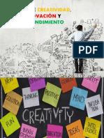 Taller de creatividad, innovación y emprendimiento