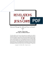Section 3; The Revelations of Jesus Christ
