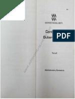 contabilidad gubernamental II