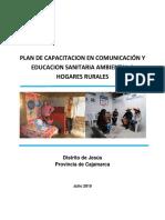 Plan de Capacitacion Edusa