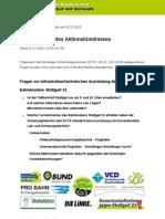 Stuttgart 21 Schlichtung - [4] 2010-11-12 - Aktionsbündnis gegen S21