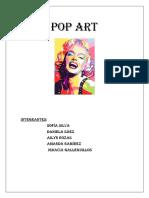 trabajo POP ART.docx