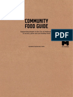 Community Food Guide