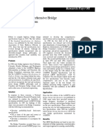 Modern and Comprehensive Bridge Desig Specifications