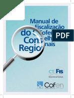 Manual de Fiscalização Do Sistema COFEN e COREN