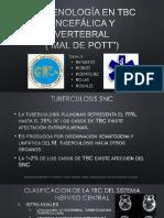 Imagenología en Tbc Encefálica y Vertebral_ROBLES