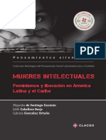 Antologia Mujeres Intelectuales 1 30
