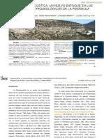 Arqueoacustica Un Nuevo Enfoque en Los e