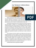 """Memorias """"Kármicas"""" y Dolores Físicos"""
