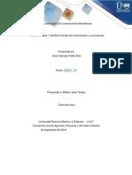 Caracterizacion de Contaminantes Atmosfericos P