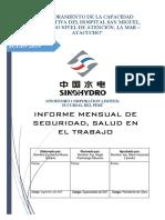 2. Informe Mensual Seguridad - Julio -2019