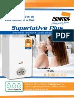 Catalogo Caldera Superlative Plus Cointra 2019