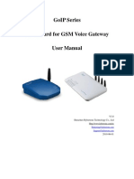 GoIP usermanual-E