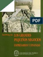 Empresas económicas de david can wong