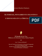 Alteridad e Ideologia en La Grecia Antigua-1