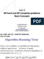 Unit-5-Np Hard and Np Complete Problems-1
