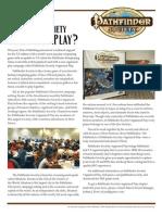 PFS One Sheet
