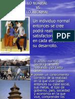 LO NORMALvs Anormal Tarea 4